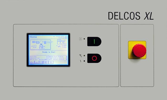 Контроллер (панель управления) CompAir Delcos XL