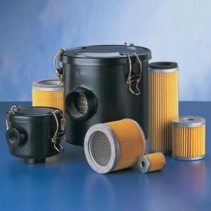 Воздушный фильтр винтового компрессора